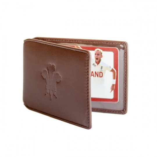 Surrey CCC 1845 Leather Membership Wallet