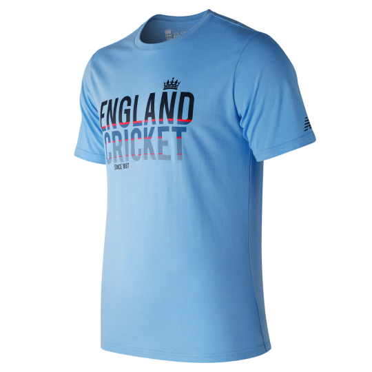 England Cricket Graphic Tee