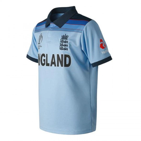 England Replica ODI Shirt Youth