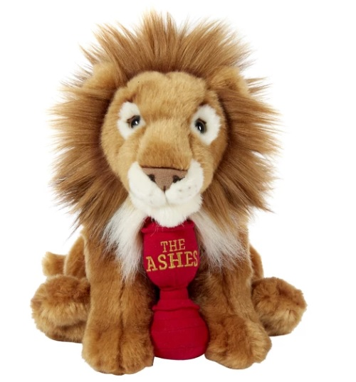 Ashes Urn Lion Soft Toy