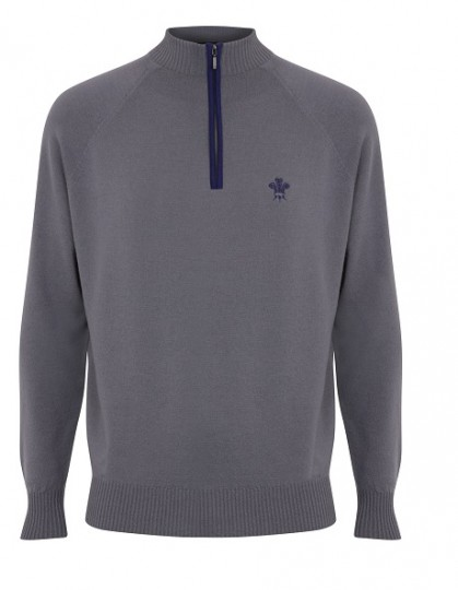 Surrey CCC 1845 Grey Sweater