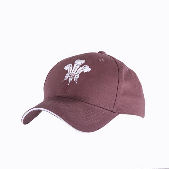 Surrey CCC Brown Baseball Cap