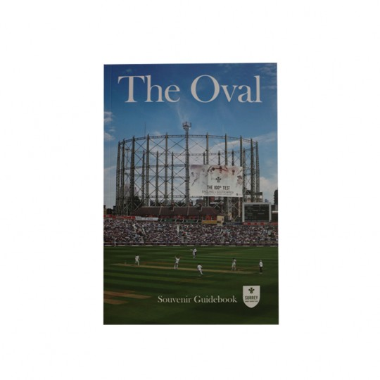 The Oval Souvenir Guidebook
