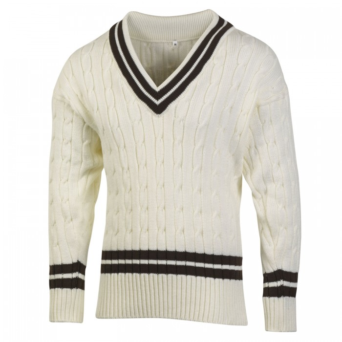 Surrey CCC Knitted Cricket Sweater