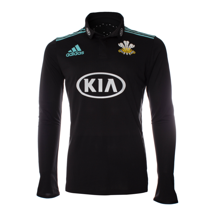 2018 Surrey One day Shirt Long Sleeve