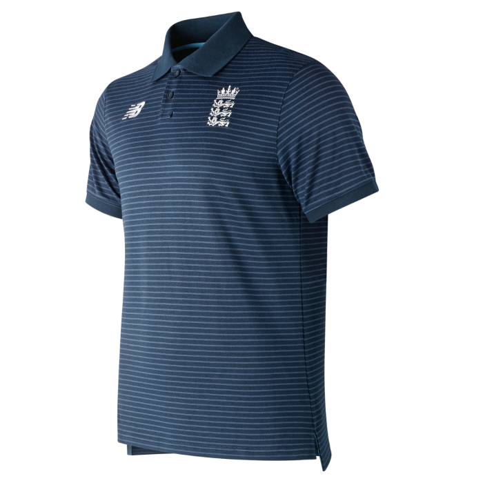 England New Balance Travel Polo Galaxy