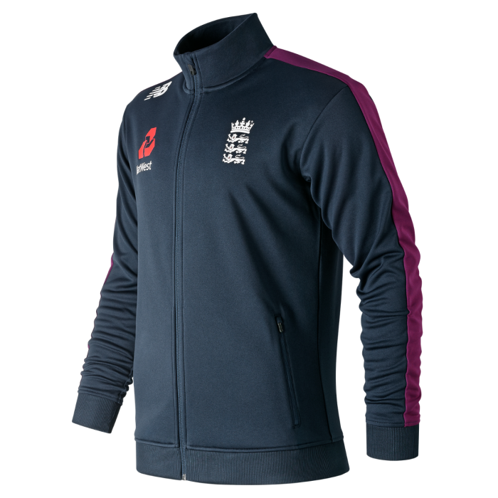 England Training Midweight Zip