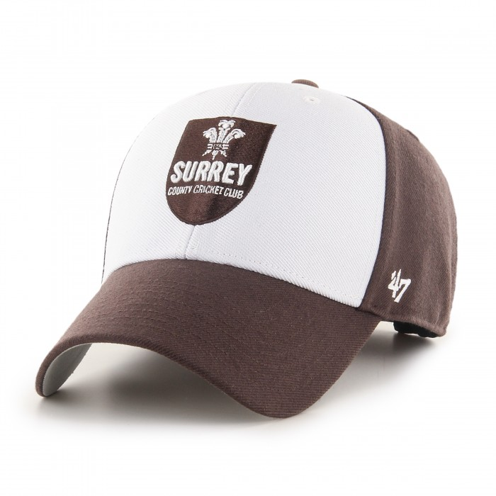 Surrey CCC Panelled Supporters Cap
