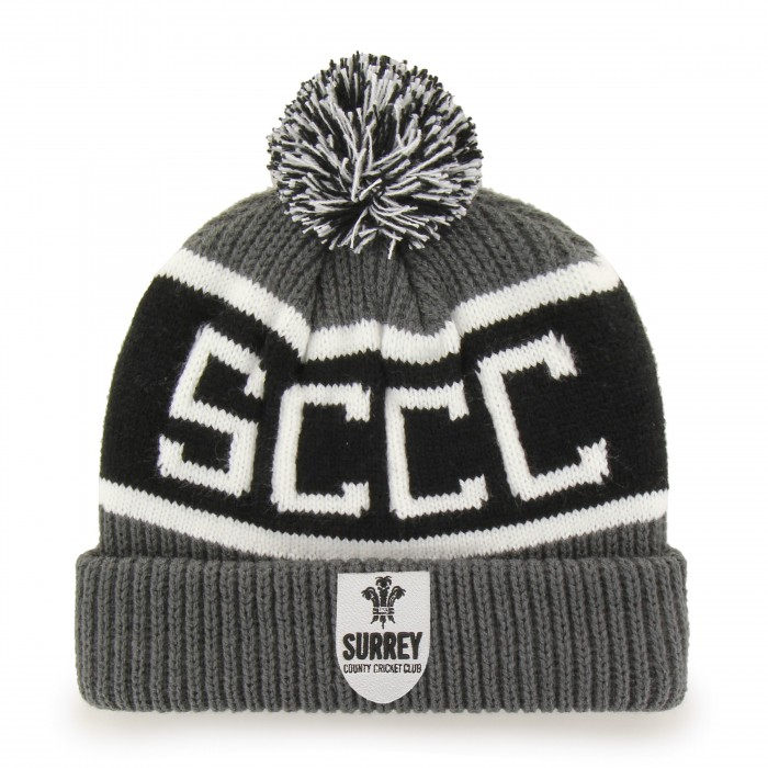 Surrey Supporters Bobble Hat
