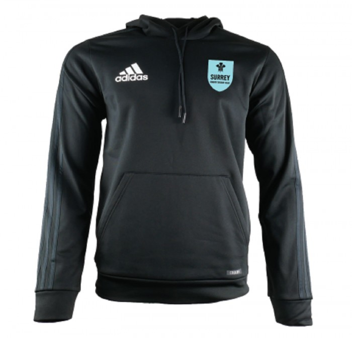 2021 Surrey Adidas Fleece Hoody